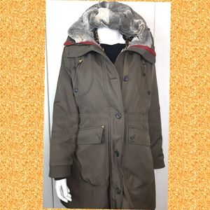 1 Madison Expedition Heritage winter jacket